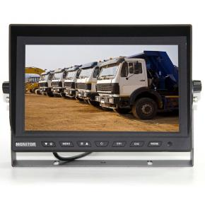 9 Inch Color Rear View LCD Car Bus Monitor