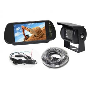 7 inch car mirror monitor system