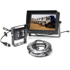 9 Inch Single Video Backup Camera System