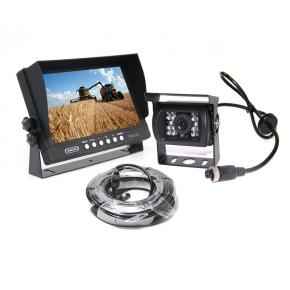 9 Inch Car Rearview Camera System For Heavy Duty Vehicles