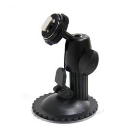 Windscreen suction cup mount