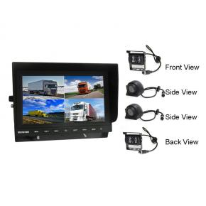 9 Inch Car Quad Monitor Systems
