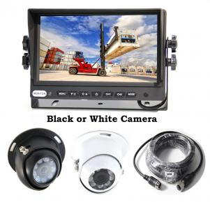 7 Inch Rear View and Backup Camera Systems
