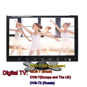 9 inch tft lcd car tv monitor