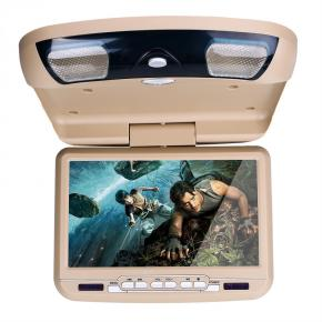 9 inch flip down dvd player