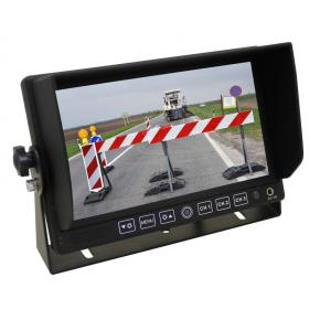7.0 inch Touch Button Car Monitor
