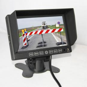 7 Inch Forklift Truck Monitor