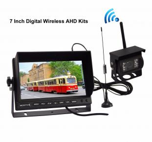 7 Inch Digital Wireless AHD Kits