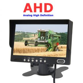 7 Inch Rearview Car AHD Monitor