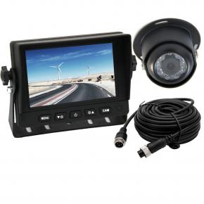 5 Inch Car Video Parking System