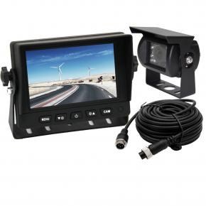 5 Inch Vehicle Reversing Camera Kit
