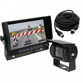 7 Inch truck rear view camera systems