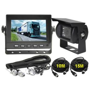 5 Inch Heavy Duty Trailer Reversing Camera Kit