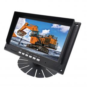 7 Inch TFT LCD Color Rear Vision Monitor