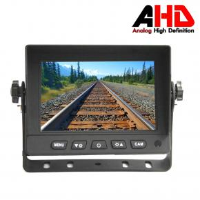5 inch AHD Car Monitor with IPS Screen