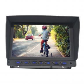 9 Inch Color Rear View Bus Monitor